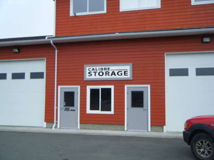 Calibre Storage - Self-Storage