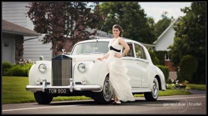 Limousine Antique Rolls Royce 1957 - Limousine Service - 819-696-5656