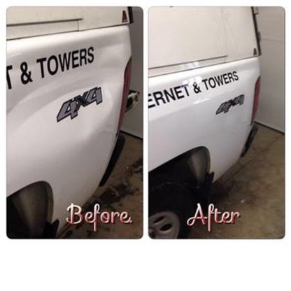 Precision Dent Repair - Réparation de carrosserie et peinture automobile - 705-471-8226