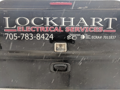 Lockhart Electrical Services Inc. - Electricians & Electrical Contractors - 705-783-8424