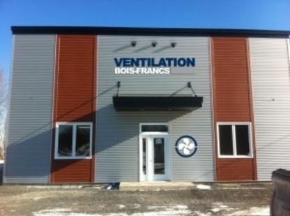 View Ventilation Bois Francs Inc's Victoriaville profile