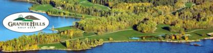 Granite Hills Golf Club - Public Golf Courses - 204-345-4653