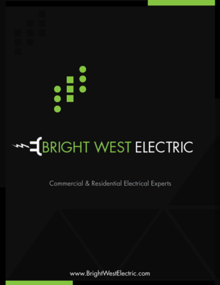 View Bright West Electric's Anmore profile