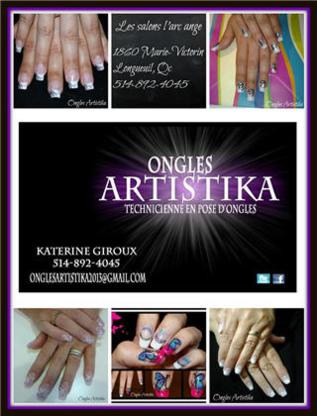 Technicienne Pose d`Ongle - Manicures & Pedicures