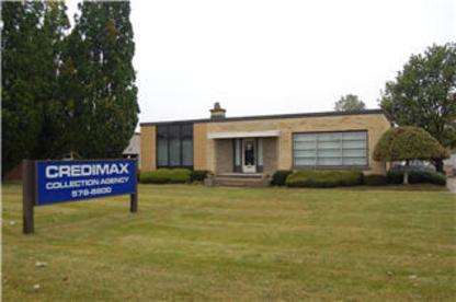 Credimax Associates Inc - Collection Agencies - 519-578-8800