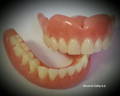 Cathy Dupuis-Labelle Denturologiste - Denturists