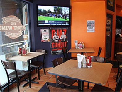 Right Wing Sports Pub - Restaurants - 647-352-7825
