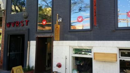 Wvrst - Taverns - 416-703-7775