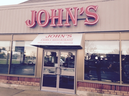 John's Family Restaurant - Greek Restaurants - 905-840-8888