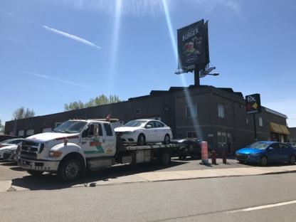 Fix Auto Montréal Ouest - Réparation de carrosserie et peinture automobile - 514-487-2424