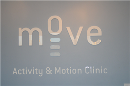 Move Activity & Motion Clinic - Chiropractors DC - 905-702-1072