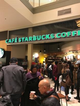 Starbucks - Coffee Shops