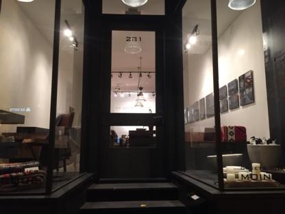 Moine Urbain Compagnie - Designers d'intérieur - 514-885-2045