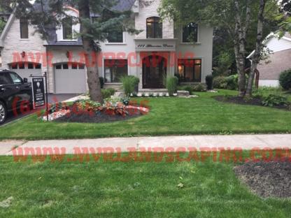 MVR Landscaping - Paysagistes et aménagement extérieur - 647-404-4466