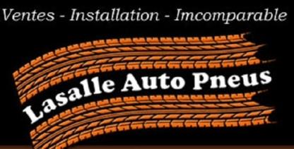 Lasalle Autos Pneus - Tire Retailers - 514-366-7638
