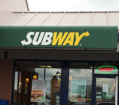 Subway - Sandwiches & Subs - 450-923-1735