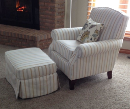 At Home Interiors - Upholsterers - 519-676-0725