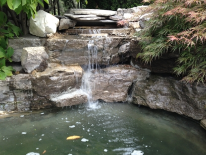 Toronto Ponds & Water Features - Ponds, Waterfalls & Fountains