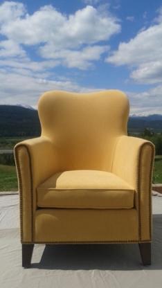 Golden Upholstery - Upholsterers - 250-439-8074