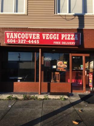Vancouver Veggi Pizza - Pizza et pizzérias - 604-327-4445