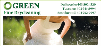 Tuscany Fine Dry Cleaners - Nettoyage à sec - 403-241-8994