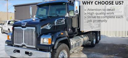 AJD Commercials - Car Detailing - 306-551-6677