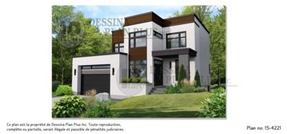 Dessina-Plan Plus Inc - Drafting Service - 450-965-1150