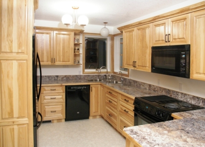 Touchwood Industries - Kitchen Cabinets - 780-826-3158