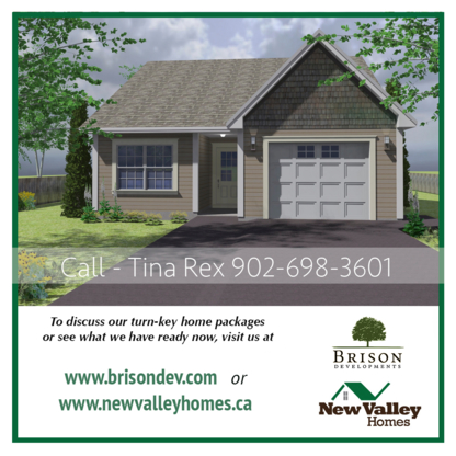 New Valley Homes - Building Contractors - 902-798-8224