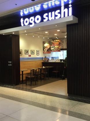 Togo Sushi - Japanese Restaurants - 604-263-8891