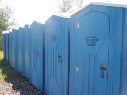 Collin Toilet Rentals - Service de location général