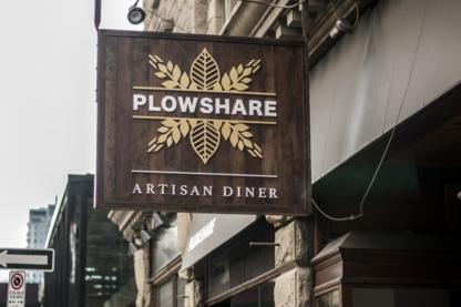 Plowshare Artisan Diner - Restaurants