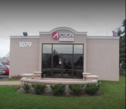 Action Collision Service - Auto Repair Garages - 905-844-7586