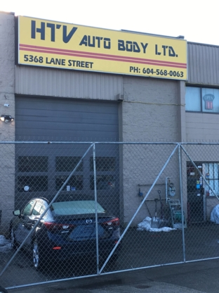 HTV Auto Body Ltd - Auto Body Repair & Painting Shops - 604-568-0063
