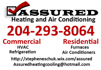 Assured Heating & Air Conditioning - Furnaces