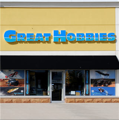 Great Hobbies Inc - Model Construction & Hobby Shops - 905-824-8228