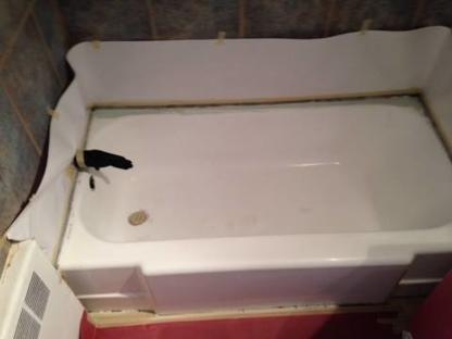 Bain+ 9 - Bathtub Refinishing & Repairing