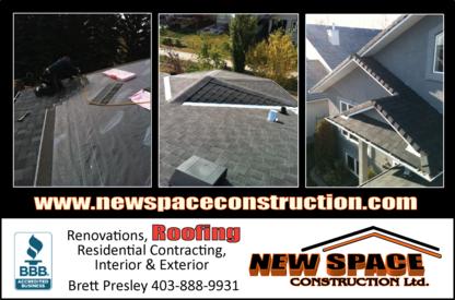 New Space Construction - Aménagement de cuisines