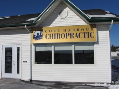 Cole Harbour Chiropractic - Chiropractors DC - 902-435-9355