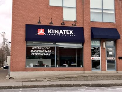 Kinatex Sports Physio - Physiothérapeutes et réadaptation physique - 450-653-8113