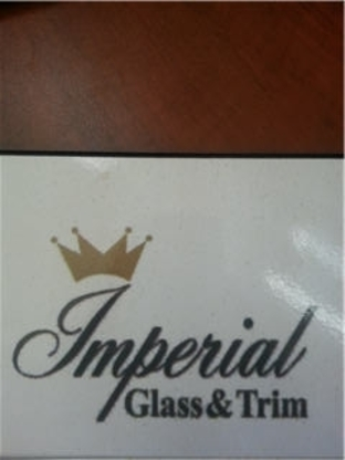 Imperial Auto Glass & Upholstery - Auto Glass & Windshields - 905-949-2675