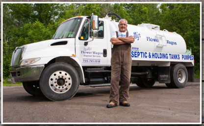 Wally's Flower Wagon Disposals - Septic Tank Cleaning - 705-741-1518