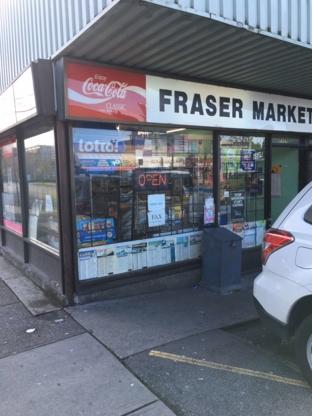 Fraser Market - Grocery Stores - 604-324-1117