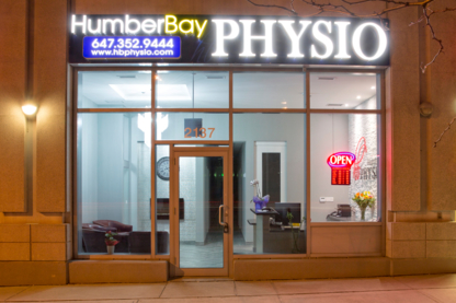 Humber Bay Physio Inc - Physiotherapists & Physical Rehabilitation - 647-352-9444