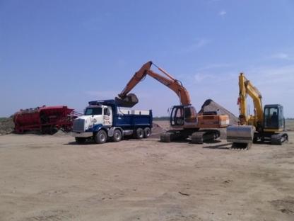 Excavation S.M Blais - Entrepreneurs en excavation - 450-210-0207