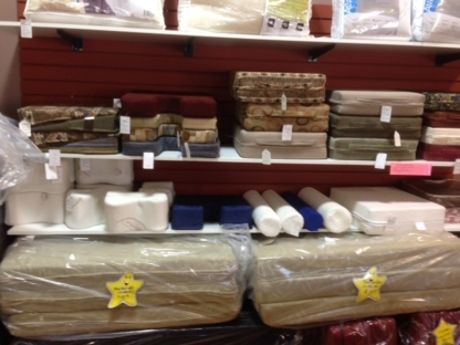 BC Foam Shop Ltd - Mattresses & Box Springs - 250-746-0702