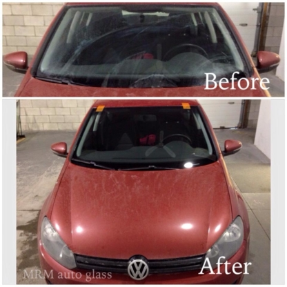 Mrm Autoglass Repair - Auto Glass & Windshields
