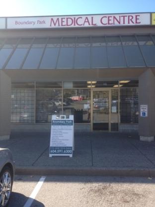 Boundary Park Medical Centre - Clinics - 604-591-6300