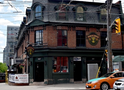 Wheat Sheaf Tavern - Restaurants - 416-504-9912