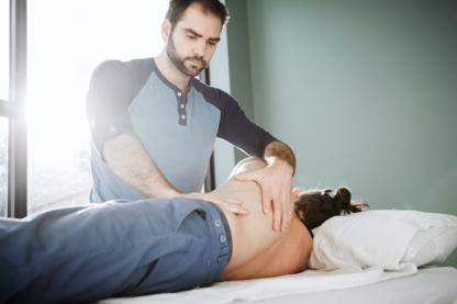 Hakini Clinique d'ostéopathie & École de yoga - Ostéopathes - 514-886-2946